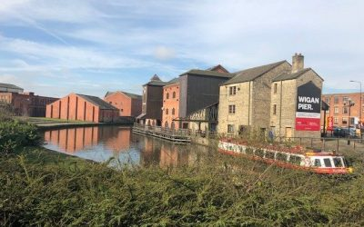 Step Places announce new partnership for Wigan Pier
