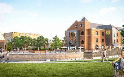 Plans submitted for transformation of Wigan Pier